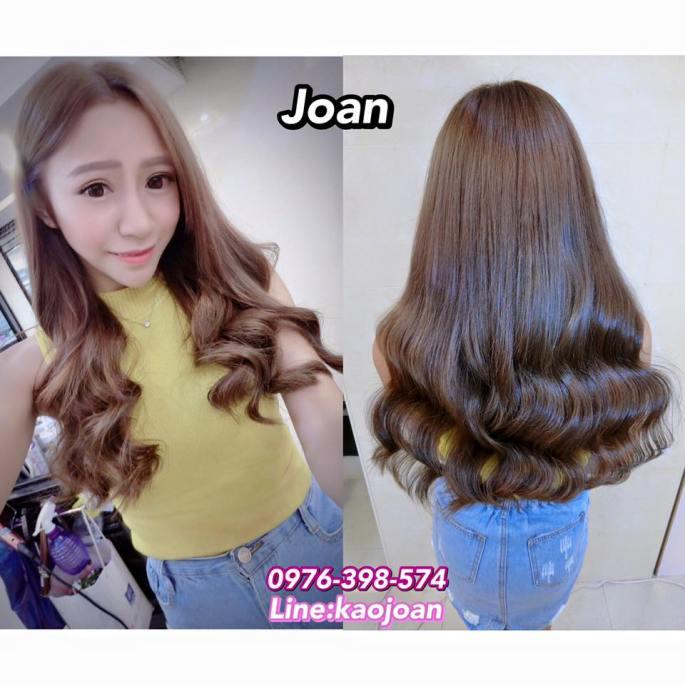接髮達人joan 20160803
